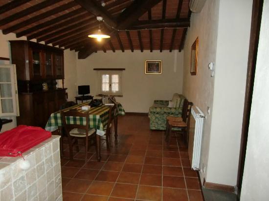 Erboli Residence: Cucina - App. Beatrice