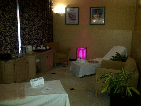 Royal Spa: Relaxation area