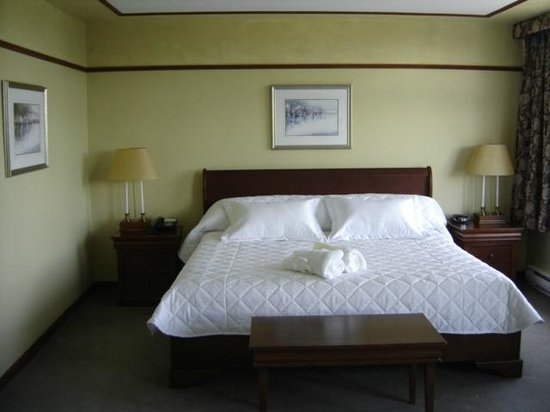 Hôtel Au Petit Berger : Chambre d'une suite