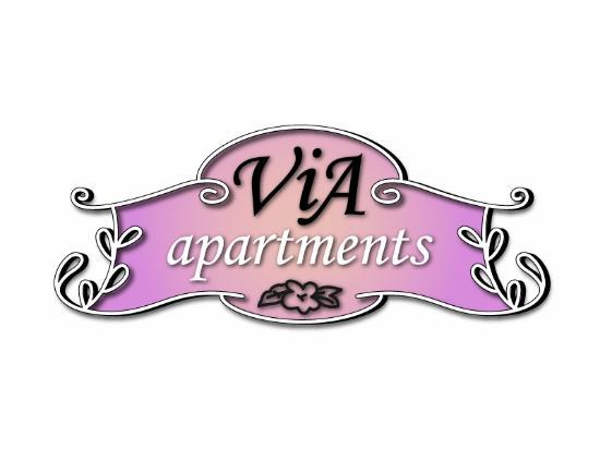Via Apartments Logo