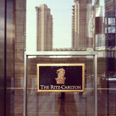 เดอะ ริทซ์ คาร์ลตัน เซี่ยงไฮ้ ผูตง: The Ritz-Carlton Shanghai, Pudong