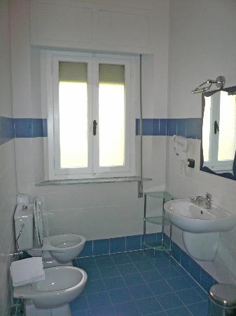 Lucca in Villa San Marco: Bagno appartamento Rosso