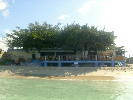 Travellers Beach Resort View From The Ocean