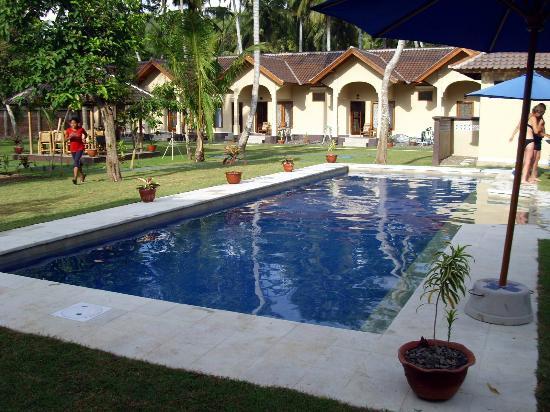 Yuli's Homestay: pool