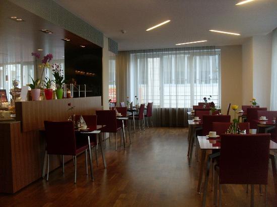 Austria Trend Hotel Europa Wien: La salle du déjeuner