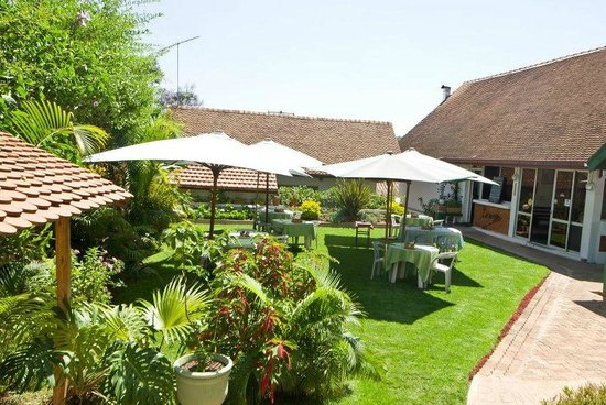 Chez Lorenzo: La terrasse