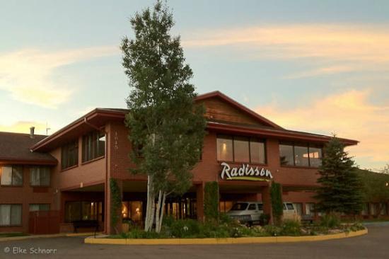 Radisson Hotel Colorado Springs Airport: Außenansicht