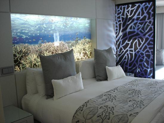 Paradisus Playa del Carmen La Perla: 5 Star Bed