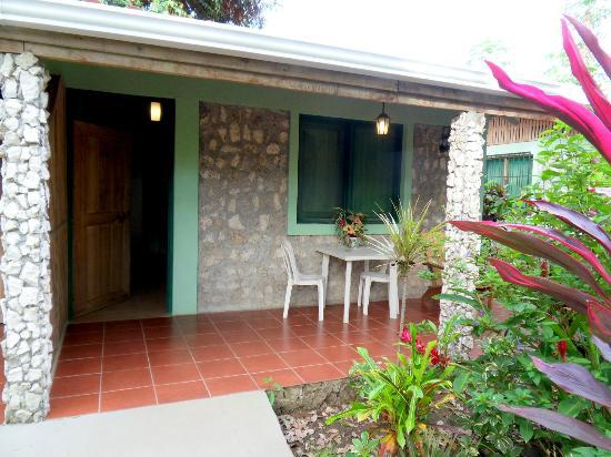 Atlantida Lodge: De ruime nieuwe kamers