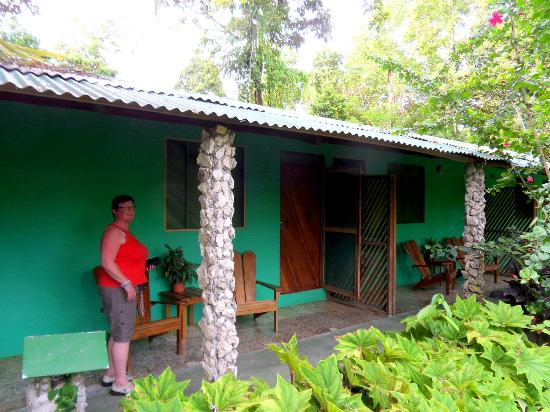 Atlantida Lodge: De oude kamers