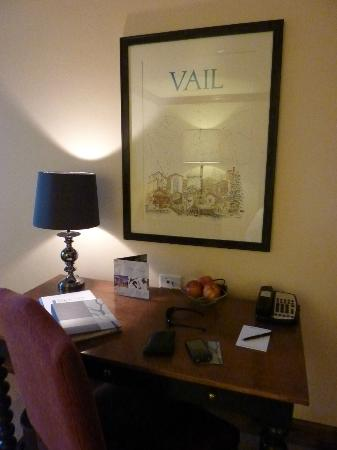 The Sebastian - Vail: Desk