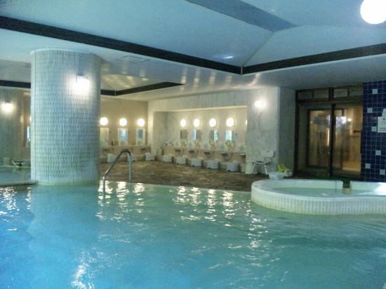 Hotel Okuyumoto: 大浴場(内風呂)