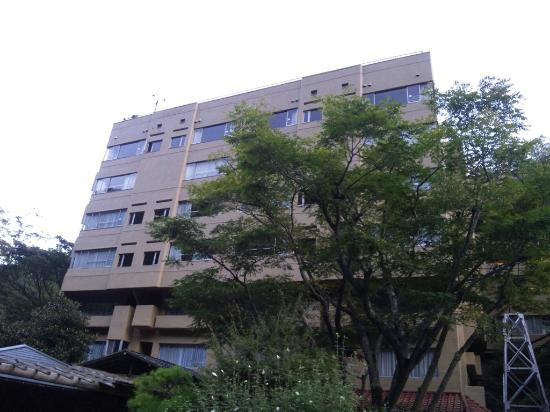 Hotel Okuyumoto: ホテル(外観)