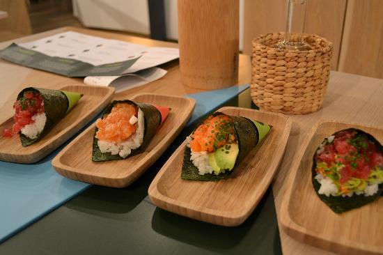 Yoobi - Sushi Restaurant - London, United Kingdom - 164 ...