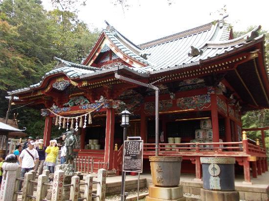 Hachioji, Japan: 高尾山薬王院
