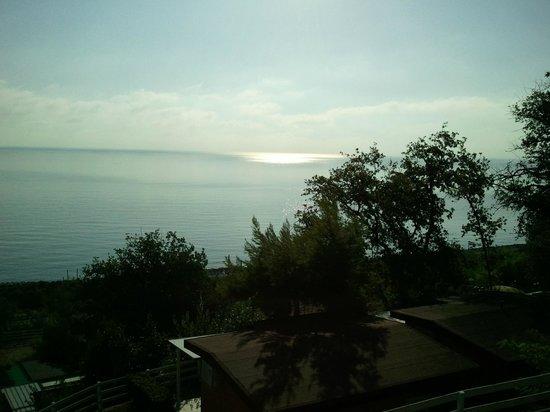 Altidona, Italy: tramonto