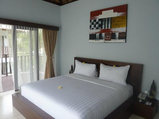 Living Asia Resort and Spa Lombok: The bedroom