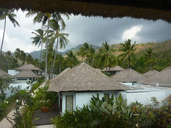 Living Asia Resort and Spa Lombok: View from the room