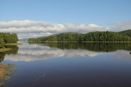 Mabou River Inn: Cross the Harbour on the Bridge to Red Shoe