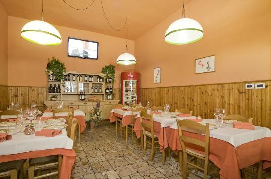 Albergo Africa: Restaurant Alebrgo Africa