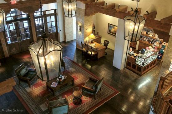 Santa Claran Hotel Casino: Lobby