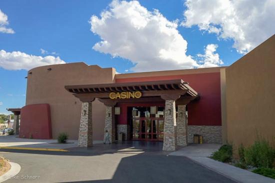 Santa Claran Hotel Casino: Außenansicht