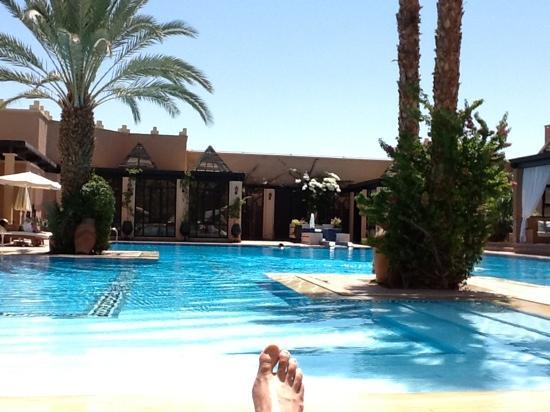 Hotel Le Berbere Palace : tranquilite et calme