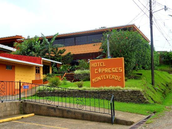 Hotel Cipreses Monteverde Costa Rica: Hotel Cipreses