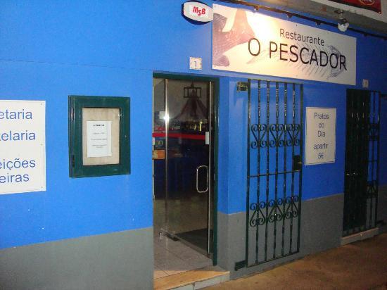 Outside Restaurante O Pescador