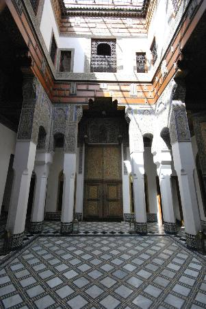 Main hall - Dar Seffarine