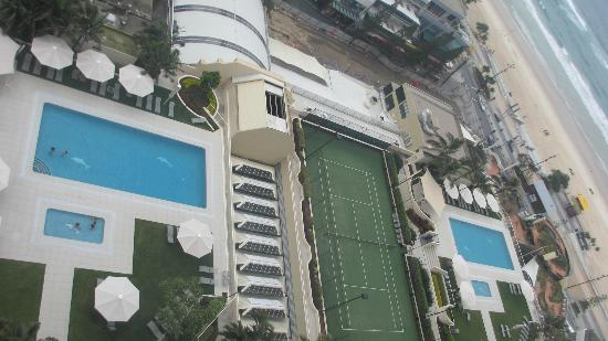 Paradise Centre Apartments: Great pools