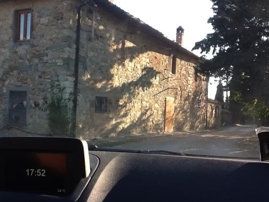 B&B Fagiolari: The drive to Fagiolari