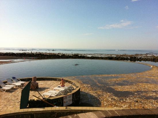 Royal Decameron Salinitas: Piscina de água salgada