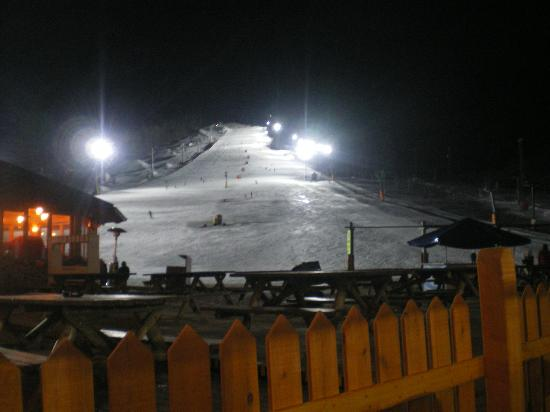 Ramada Resort Kranjska Gora: night skiing