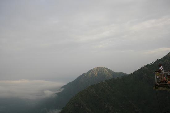Vaishno Devi Mandir: mountain View at vaishno devi