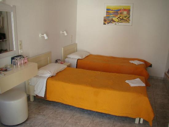 Milena Hotel: Our room