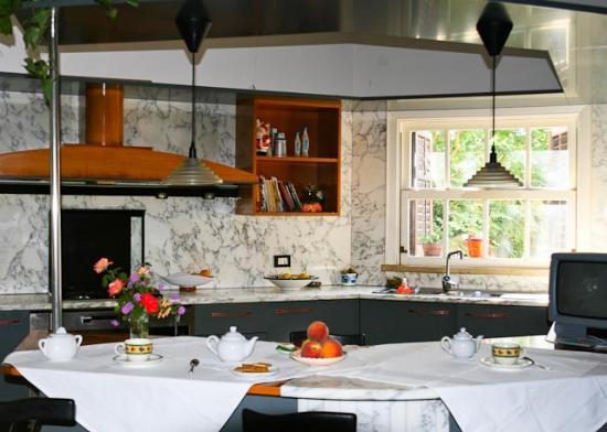 Villa Victoria: cucina