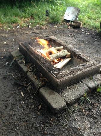 Adventure in the Meadow: Firepit