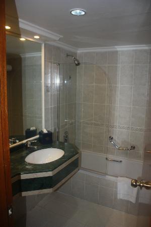 The Carlton Tower Hotel: baño aseo wc 