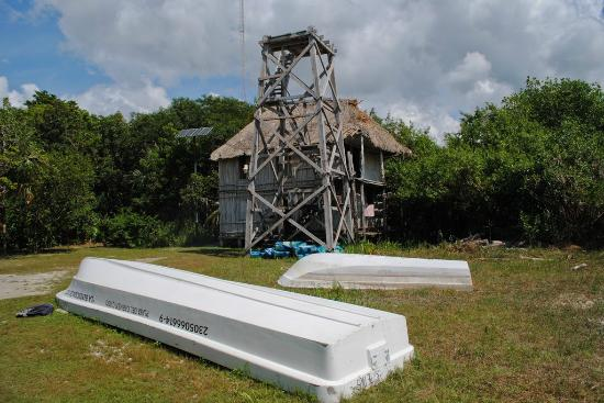 Quintana Roo, Meksyk: Laguna Chunyaxché