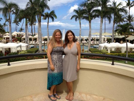 Four Seasons Resort Maui at Wailea: Girl-trip