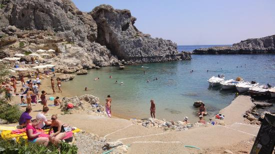 Agios Pavlos Beach (Saint Paul): spiaggia