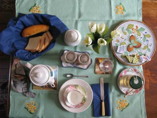 Da Gemma al 41: la colazione