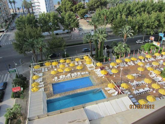 Hotel Don Pancho: swimming pool
