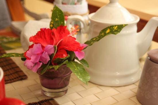 Casa Buenavista Bed & Breakfast: Breakfast