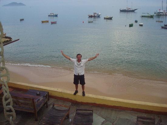 Nomad Buzios Seashore Hostel: No queremos irnos!!