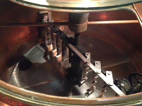 Capital Brewery: The Lauter tun