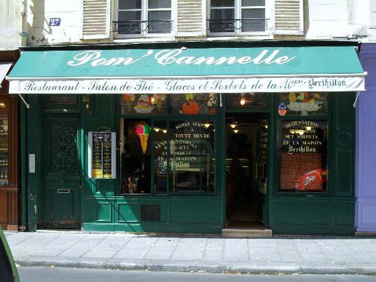 Pom'Cannelle: Restaurante