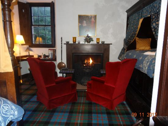 Castle Stuart: MacDonald Bedroom