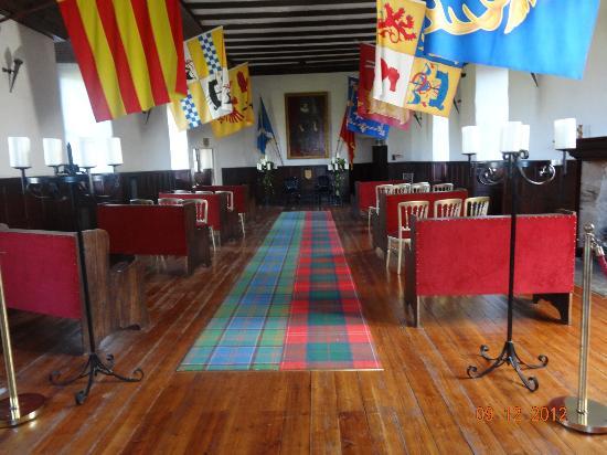 Castle Stuart: Great Hall 